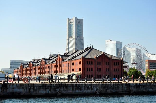 近代的な街並みと、歴史的建造物が見事に共存しているのも横浜の魅力