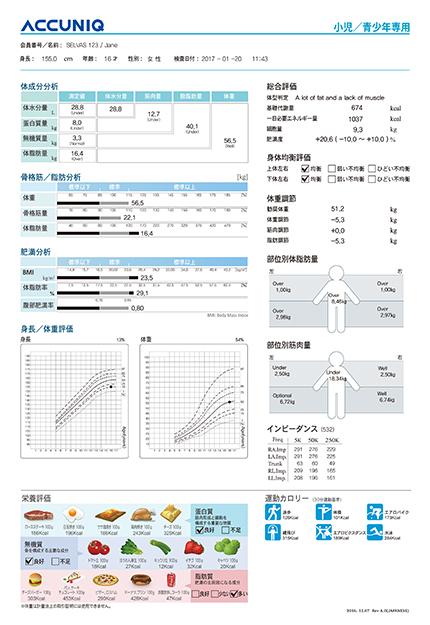 bc380分析表(小児用)