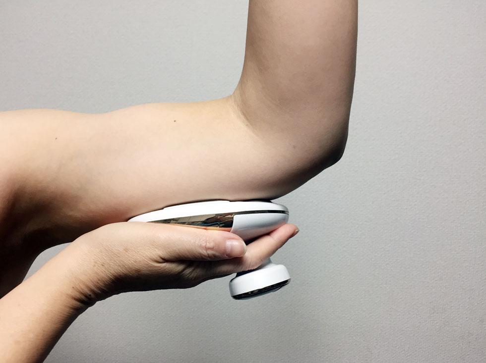 何もしなくても筋肉が動き出す、なかなか強めの刺激がクセになる