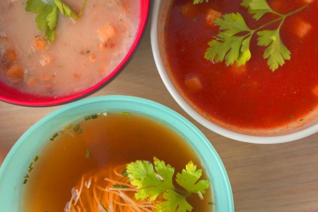 ヘルシー&ビューティー「スープ」で美しく!おすすめスープレシピ