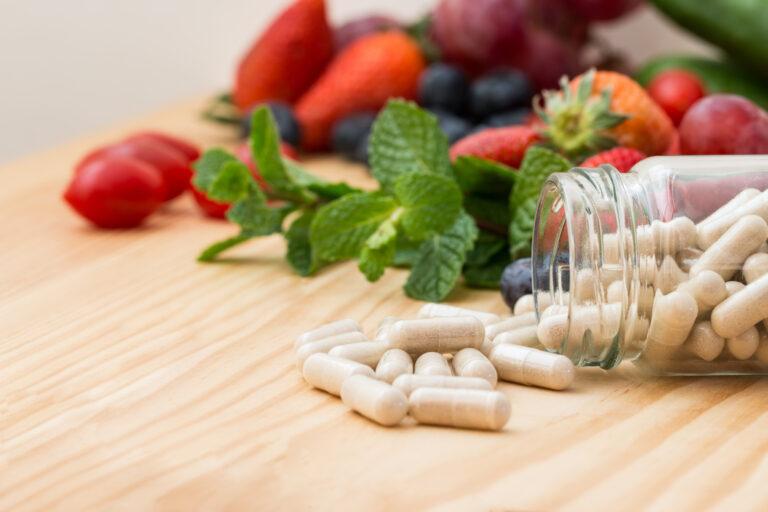 サプリメントの栄養素と必要性